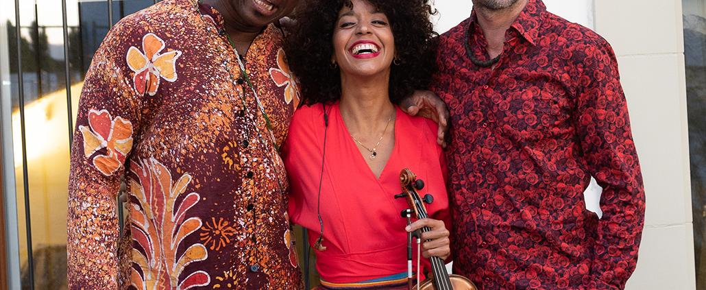 "Jazz Contreband - Yilian Cañizares ""Resilience Trio"""